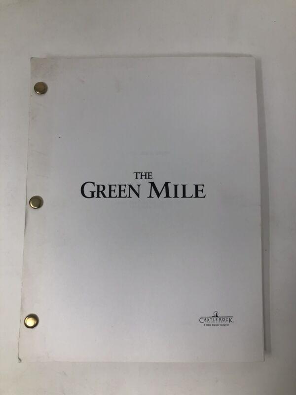 Script - THE GREEN MILE - Original