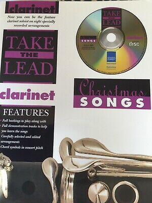 Clarinet Christmas Songs - Take The Lead - Sheet Music/CD ()