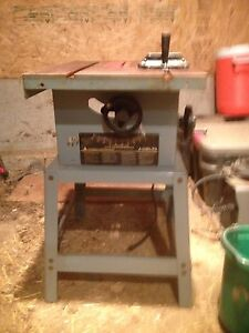 """Delta 10"""" Professional Table Saw"""