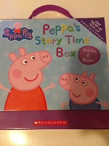 Peppa Pig 6 book set