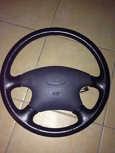 EF XR6 falcon steering wheel with airbag Browns Plains Logan Area Preview