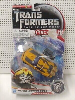 Transformers Nitro Bumblebee Dark Of The Moon Deluxe Class Hasbro New
