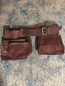 Kunny's Leather Tool Belt ( NEW)