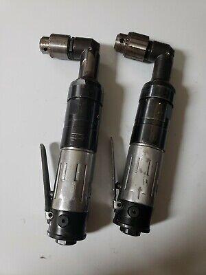 Aircraft Tools Ingersoll Rand 90 Chuck Angle Drill 6lk2a41 2000 Rpm