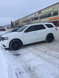 2015 Dodge Durango SXT Black Top Edition