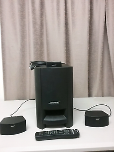 Bose Acoustimass Cinemate  ll digital home theatre speaker system Redland Bay Redland Area Preview