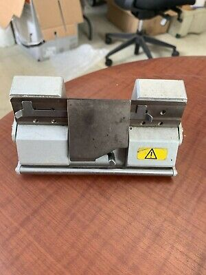 Shandon Life Sciences Standard Cryostat Cryotome Microtome Knifeholder