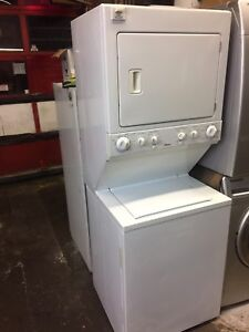 "Kenmore Heavy Duty Full Size 27"" Stackable Washer/Dryer Combo"