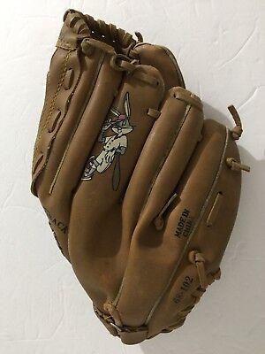 "Vintage! *Bugs Bunny* Spalding Youth Baseball 10.0"" Glove #68-102 *Looney Tunes*"