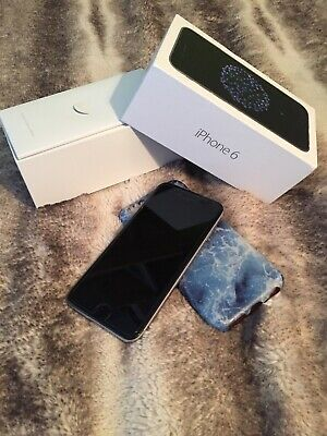 Apple iPhone 6 - 32GB- Space Grey- Unlocked