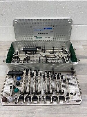 Stryker-howmedica Osteonics 1150-1000 Command Express Instrument Tray 8419