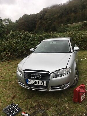 Audi A4 19Tdi  2005  diesel breaking for spare parts