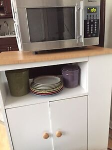 Microwave n stand