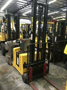 1.13T Battery Electric Walkie Stacker Truganina Melton Area Preview