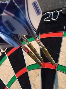 Chizzy 22g Darts (Pixel and Gold) James wade 20g Kitchener / Waterloo Kitchener Area image 6