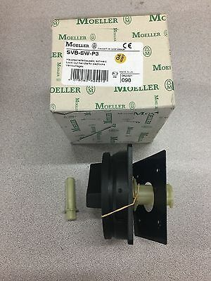 New In Box Moeller Lock-out Handle For Padlocks Svb-sw-p3