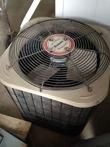 Ducane high efficiency air conditioner