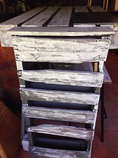 Pallet Wood Homemade Side Table or Bar  Noosa Heads Noosa Area Preview