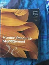HRM text book Westmead Parramatta Area Preview