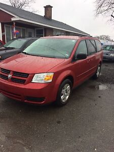 2008 Dodge Caravan SE 8 months warranty + Safety and E-test