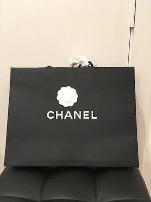 Large Chanel Shopping Gift Bag