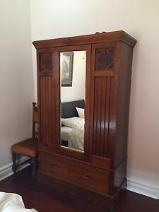 Antique Wardrobe Mount Lawley Stirling Area Preview