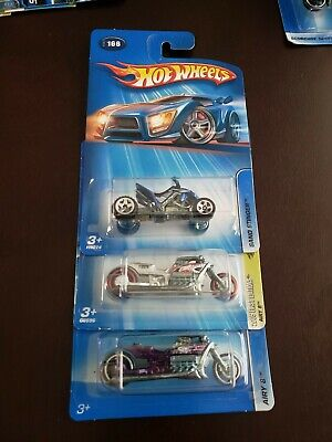 Hot Wheels #164 Airy 8 Variation & Sand Stinger Lot of 3