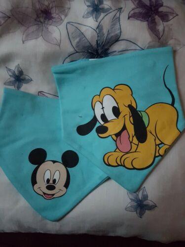2 Dreieckstücher /Schals  von Disney