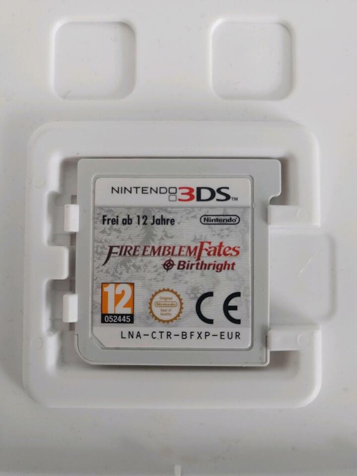 Fire Emblem Vermächtnis 3DS in Dortmund - Innenstadt-Nord