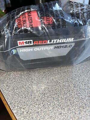 M18 Milwaukee Battery 12.0