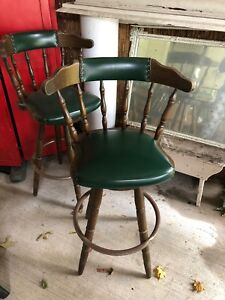 Original Oban Inn Bar Stools