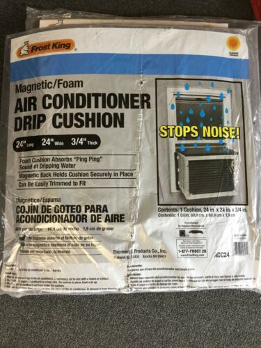 "Frost King Air Conditioner Drip Cushion, 24"" L x 24"" W x 2"""