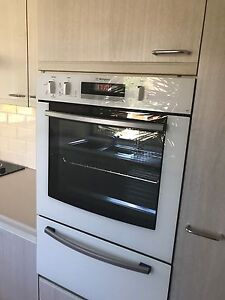 Package Deal - Near new Range Hood, Oven, Cooktop and Dishwasher Concord Canada Bay Area Preview