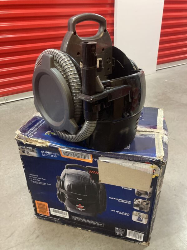 BISSELL SpotClean Pro Portable Deep Cleaner 3624 - REPLACEMENT UNIT - NO TANKS