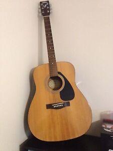 YAMAHA F310P acoustic Guitar Calamvale Brisbane South West Preview