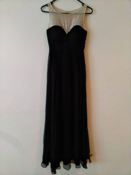 black silk evening dress from Forever New (size 6) | Dresses ...