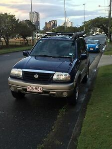 2001 Grand Vitara V6 **PRICE DROP!! MOVING HOUSE SO MUST SELL** Auchenflower Brisbane North West Preview