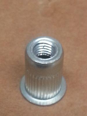 M8 Steel Rivnut Rivet Nut Nutsert Threaded Insert 10 Lb Lot Approx 475