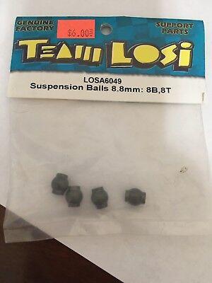 Losi Suspension Balls 8.8mm: 8B, 8T, (Losi Suspension Balls)