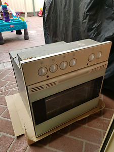 Omega Europa 60cm oven and cooktop Condell Park Bankstown Area Preview