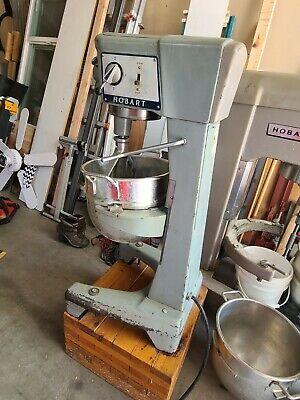 Hobart Mixer 30 Qt D-300 115 Volt Phase 1