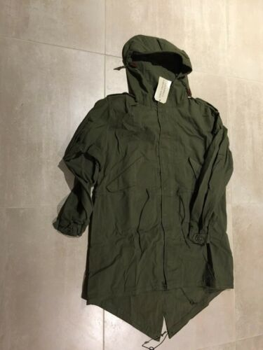 m51 fishtail parka, remake, new old stock, XS