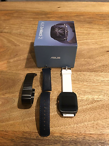 Asus ZenWatch 2 Smartwatch Chiswick Canada Bay Area Preview