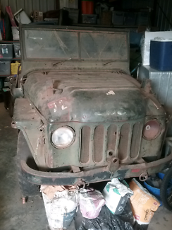 Austin Champ. Awesome military vehicle project Stratham Capel Area Preview