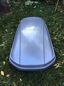 Thule large cargo roof box