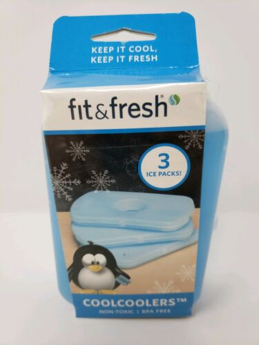 new fit fresh cool coolers set of