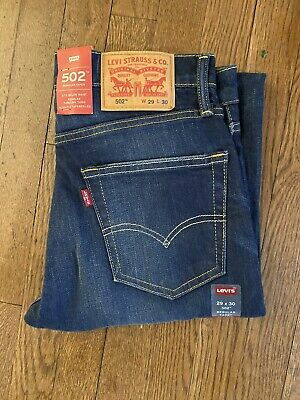 Levis 502 Mens 2 Way Strech 29X30