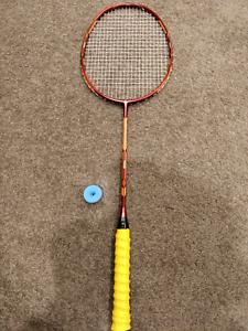 NEW Apacs UK Professional Badminton Racket Harrison Gungahlin Area Preview