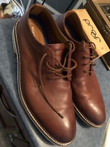 Bostonian brown leather boots