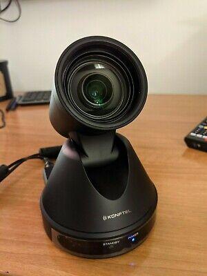 Konftel Cam50 Ptz Hd 1080p 60fps Video Conferencing Camera Black 931401001